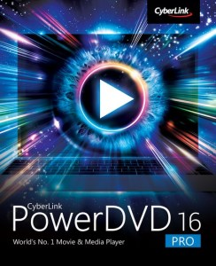 CyberLink PowerDVD Pro 16 Full Crack