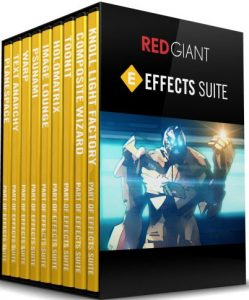 Red Giant Effects Suite Crack