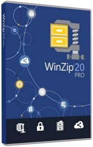 WinZip Pro 20 Full Crack