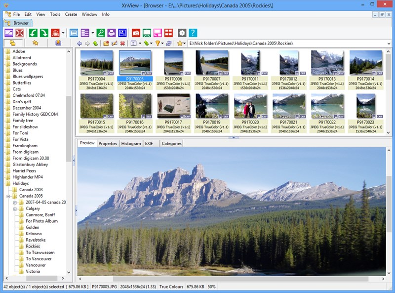 XnView 2.36 Complete Full Version