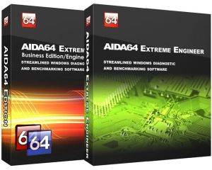 AIDA64 Extreme Engineer Serial Key Crack
