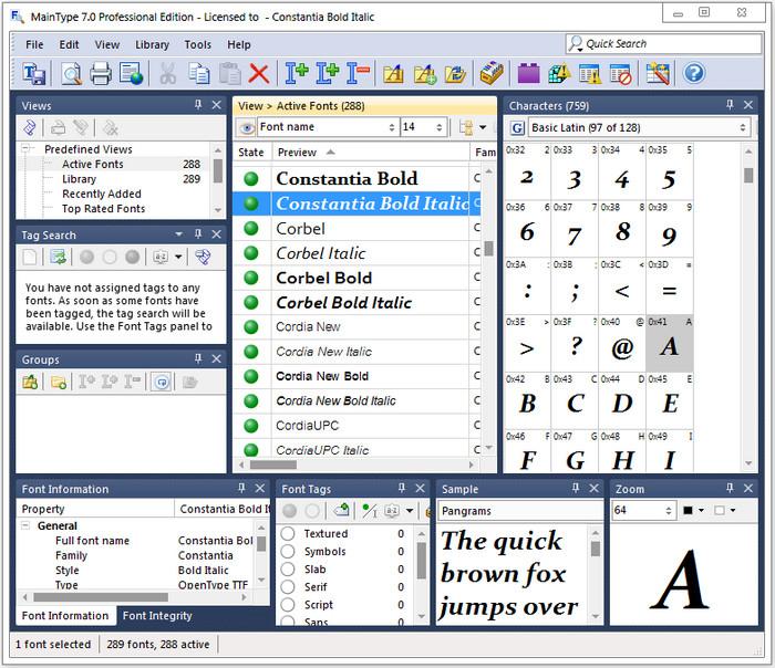 MainType Professional Edition Full Version