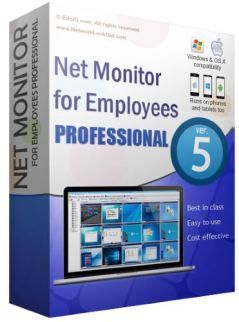 Net Monitor for Employees Professional Full Crack