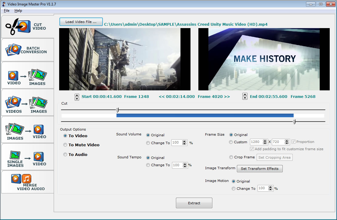 Video Image Master Pro Full Crack