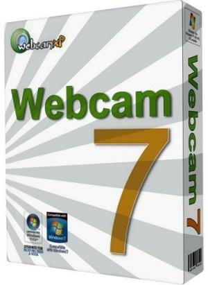 Webcam 7 PRO Full Crack