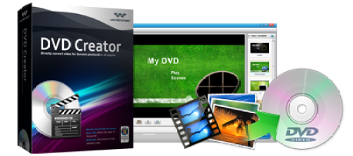 Wondershare DVD Creator Full Crack