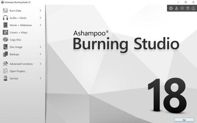 Ashampoo Burning Studio 18 Crack License Key