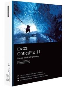 DxO Optics Pro Full Crack