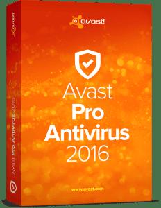 Avast! Pro 2016 Full Version Crack