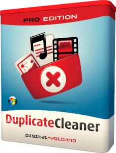 DigitalVolcano Duplicate Cleaner Pro Full Version Crack
