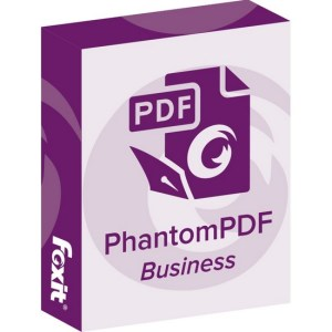 Foxit PhantomPDF Business Full Version Crack Patch