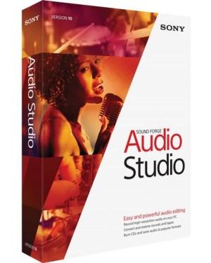 MAGIX Sound Forge Audio Studio Full Version Crack