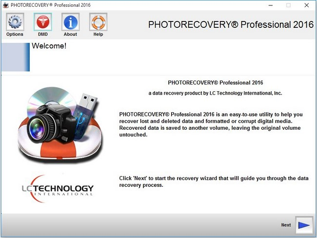 PHOTORECOVERY Professional 2016 Full Version
