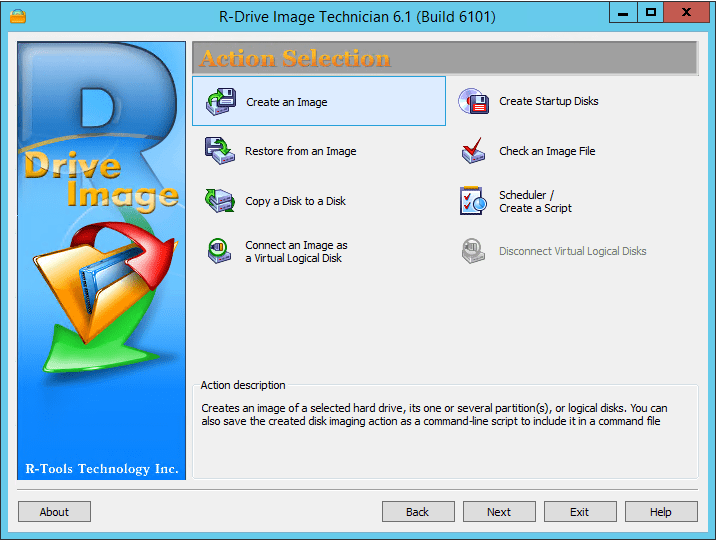 R-Drive Image 6 Crack License Key Full Version