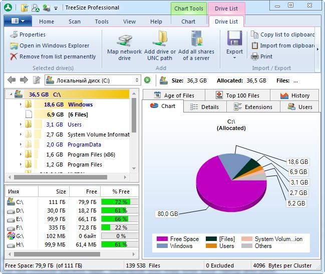 TreeSize Professional Full Version Crack