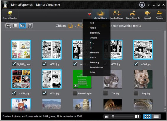 CyberLink MediaEspresso Deluxe 7.5 Crack Patch Serial Key