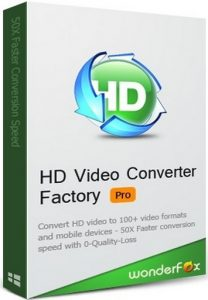 WonderFox HD Video Converter Factory Pro 14.1