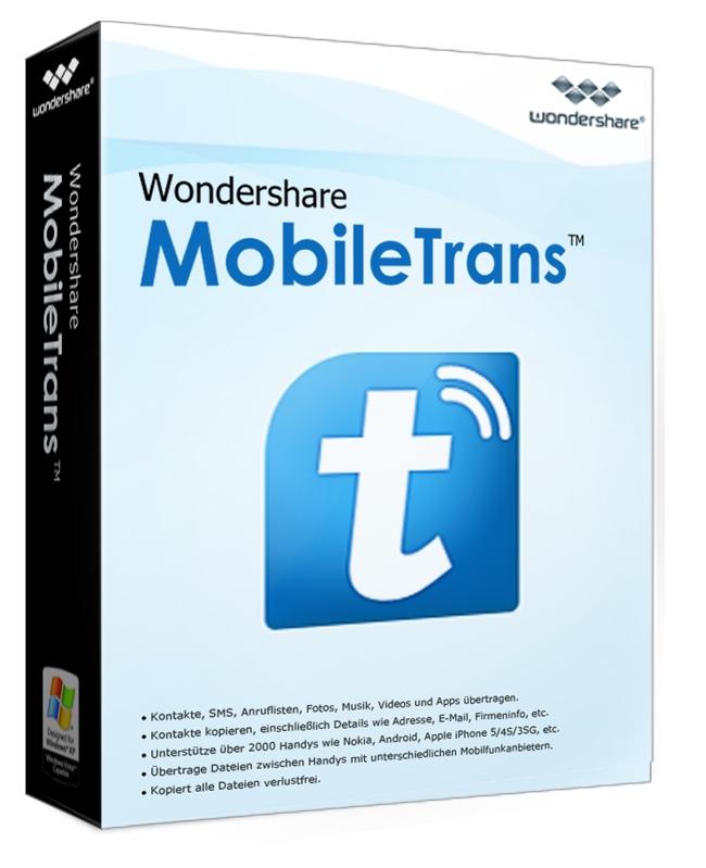 wondershare mobiletrans patch
