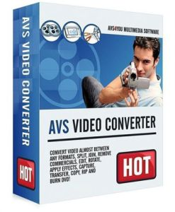 AVS Video Converter Crack Patch Keygen
