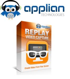 Applian Replay Video Capture Crack Serial Key