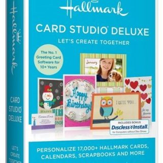 Hallmark Card Studio 2017 Deluxe Crack Patch Keygen License Key