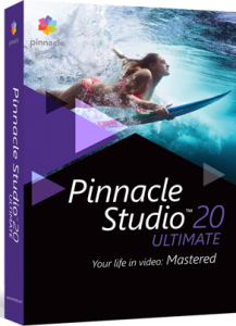 Pinnacle Studio Ultimate 20 Serial Key Crack 2017