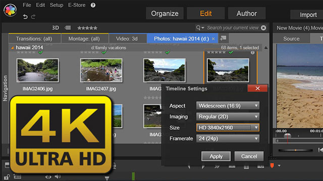 Pinnacle Studio Ultimate 20 XAVCS Support