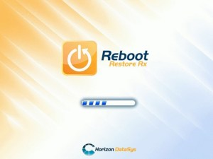 Reboot Restore Rx Pro Crack Serial Key