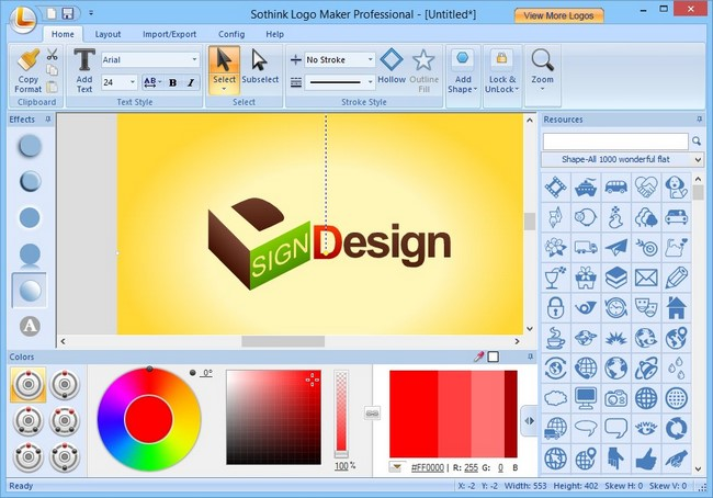 Sothink Logo Maker Professional 4.4 Key