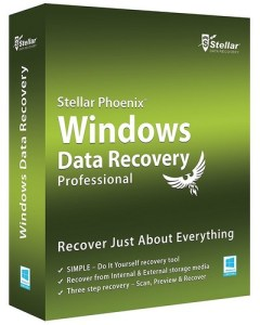 Stellar Phoenix Windows Data Recovery Professional Crack Serial Key