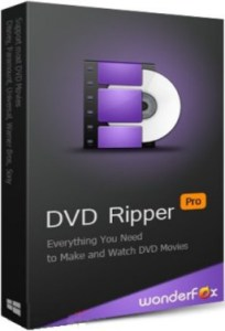 WonderFox DVD Ripper Pro Crack Serial Key