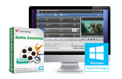 AnyMP4 Audio Converter Crack Serial Key