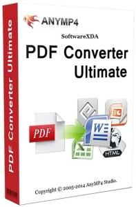 AnyMP4 PDF Converter Ultimate Crack Serial Key
