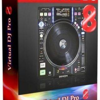 Atomix VirtualDJ Pro 8 Full Crack