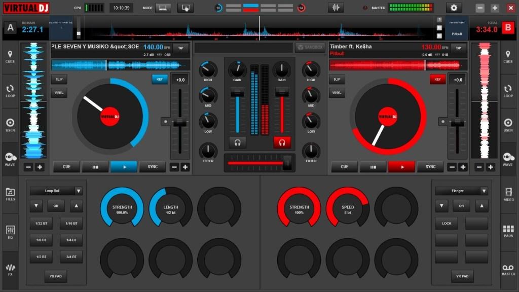 Atomix VirtualDJ Pro Full Version Crack