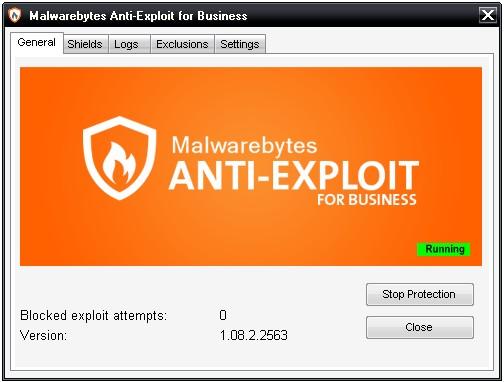 Malwarebytes Anti-Exploit for Business Full Version