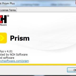 NCH Prism Plus Crack