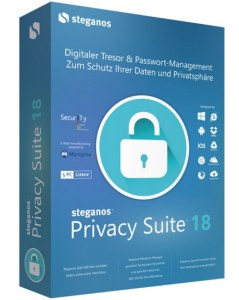 Steganos Privacy Suite 18 Crack Serial Key