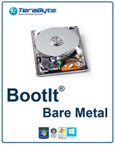TeraByte Unlimited BootIt Bare Metal Crack Serial Key