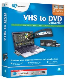 VHS to DVD Converter Crack Serial Key 2017