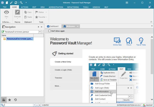 Password Vault Manager Enterprise Crack Full