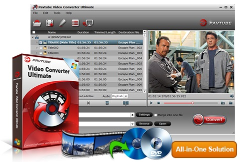 Pavtube Video Converter Ultimate Crack Patch Keygen Serial Key