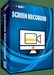 ZD Soft Screen Recorder Crack Patch Keygen Serial Key