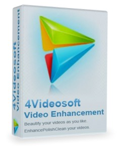 4Videosoft Video Enhancement Crack Patch Keygen Serial Key