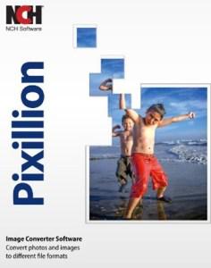 NCH Pixillion Image Converter Plus Crack Patch Keygen Full