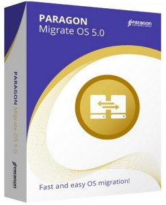 Paragon Migrate OS to SSD 5 Boot Medias Cracked