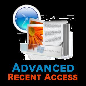 Advanced Recent Access Crack Patch Keygen Registration Key