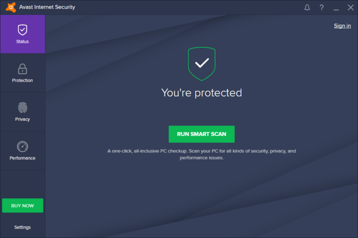 Avast! Internet Security 2017 License Key File