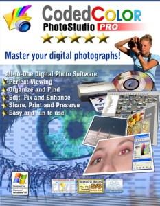 CodedColor PhotoStudio Pro Full Version Crack