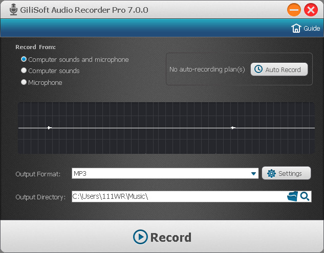 GiliSoft Audio Recorder Pro Crack Patch Keygen Serial Key